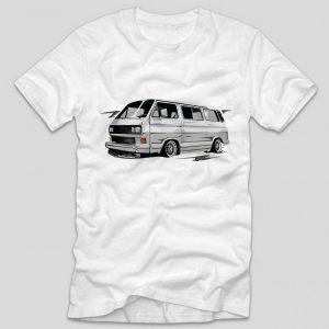 tricou-alb-volkwagen-t3-tricou-auto-tricou-masini