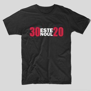 tricou-aniversare-negru-30-este-noul-20