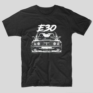 tricou-negru-tricou-auto-bmw-e30-tricou-masini-bmw