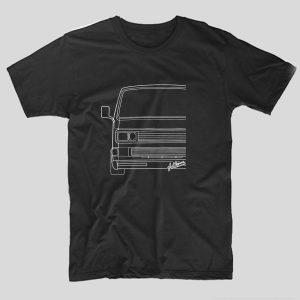 tricou-negru-volkswagen-masina-t3-tricou-auto-tricou-masini