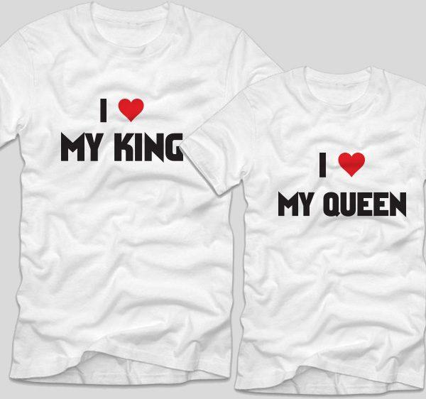 tricouri-albe-cupluri-i-love-my-king-i-love-my-queen