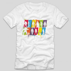 tricou-alb-avengers-colorful
