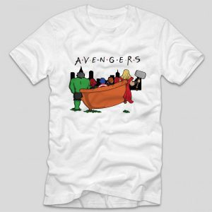 tricou-alb-avengers-funny-all