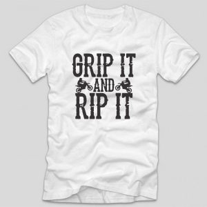 tricou-alb-cu-mesaj-grip-it-and-rip-it-tricou-moto