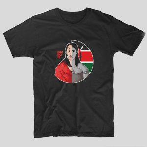 tricou-la-casa-de-papel-nairobi-flag