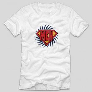 tricou-superman-alb-meh