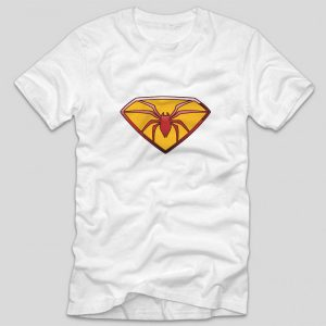 tricou-superman-spider-alb