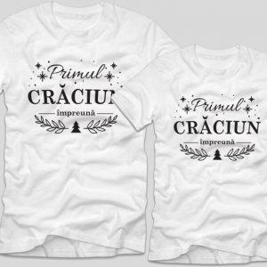 tricouri-cupluri-craciun-primul-craciun-impreuna-albe