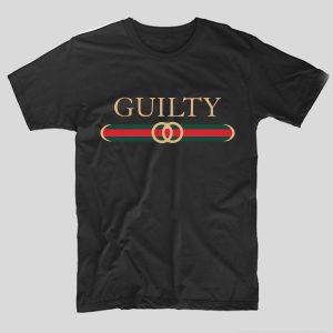 tricou-gucci-haios-guilty-negru