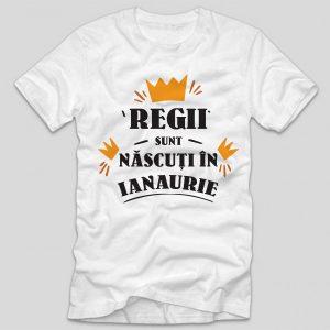 tricou-aniversare-cu-luna-nasterii-regii-sunt-nascuti-in-ianuarie