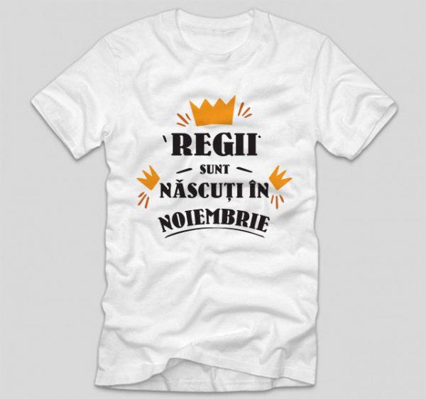 tricou-aniversare-cu-luna-nasterii-regii-sunt-nascuti-in-noiembrie