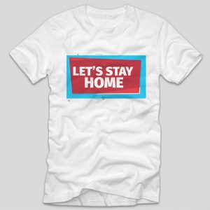 tricou-stam-acasa-stay-home-red