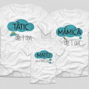 tricouri-personalizate-familie-1-an-tati-mami-am-un-anisor-personalizabil