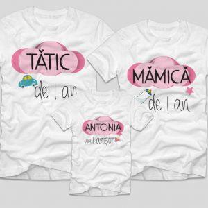 tricouri-personalizate-familie-1-an-tati-mami-am-un-anisor-personalizabil-fetita