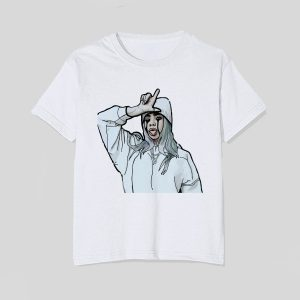 tricou-billie-eilish