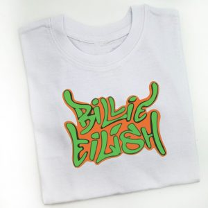tricou-billie-eilish-green-1