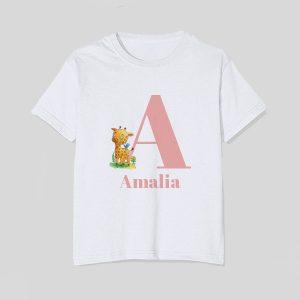 tricou-copii-nume-personalizabil-amalia