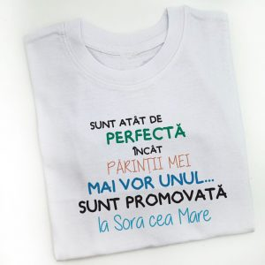 tricou-copii-perfecta-sora