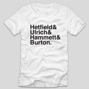tricou-metallica-hetfield-ulrich-hammet-burton