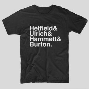 tricou-metallica-hetfield-ulrich-hammet-burton-negru