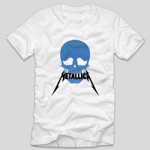tricou-metallica-skull-alb