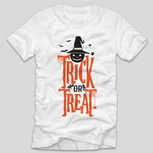 tricou-halloween-trick-or-treat-alb