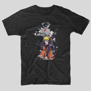 tricou-naruto-sasuke-and-naruto-negru
