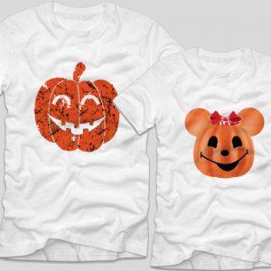 tricouri-halloween-cupluri-happy-pumpkins