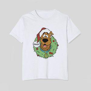 tricou-craciun-copii-scooby-doo