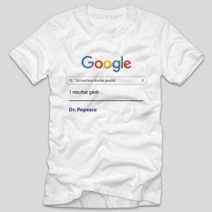 tricou-doctor-cautare-google
