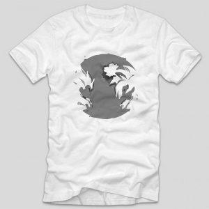 tricou-dragon-ball-grey-shadow-alb