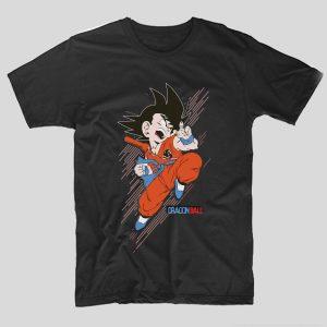 tricou-dragon-ball-orange-negru