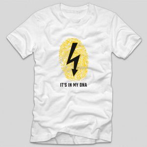 Tricou-electrician-its-in-my-dna