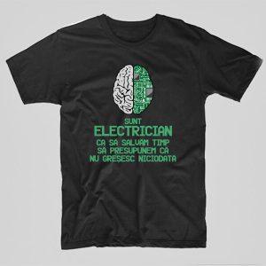 Tricou-electrician-nu-gresesc-niciodata-negru