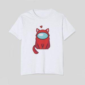 tricou-among-us-copii-pisica-astronaut