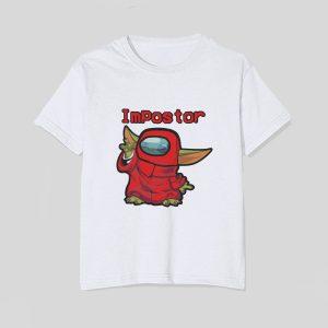 tricou-among-us-copii-yoda