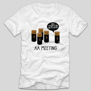 Tricou-Funny-battery-meeting