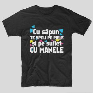 tricou-funny-sapun-negru