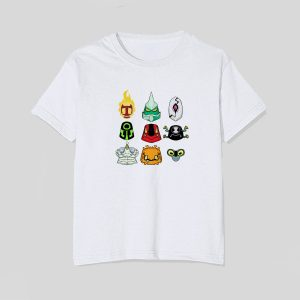 Tricou-Ben10-Characters