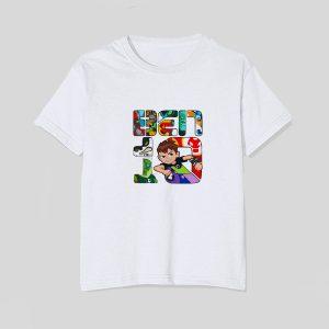 Tricou-Ben10-Personaje