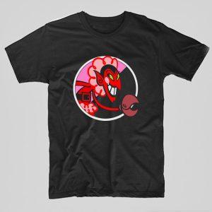 Tricou-PowerPuff-Girls-Red-Devil