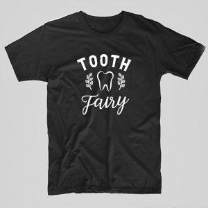 Tricouri-Stomatolog-Tooth-fairy-negru