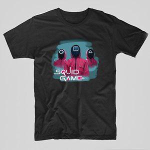 Tricou-Squid-Game-Soldiers-negru